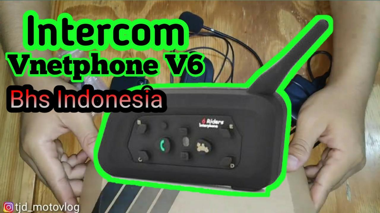 Intercom Helm - Ngobrol Sama Boncenger Gak Misscom Lagi