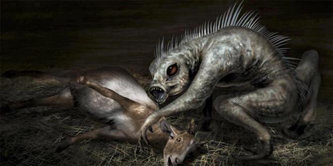 [VIDEO] 5 Makhluk Mitologi Yang Tak Sengaja Terekam Kamera #2