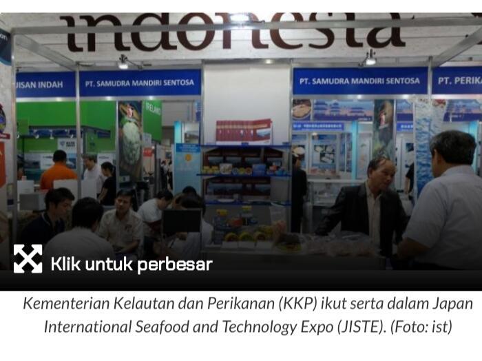 Ekspor Indonesia Tembus Mencapai Rp 607 M Selama Pameran di Jepang, Benarkah?