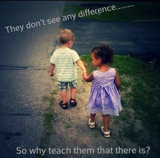 Edukasi Antirasis Untuk Anak