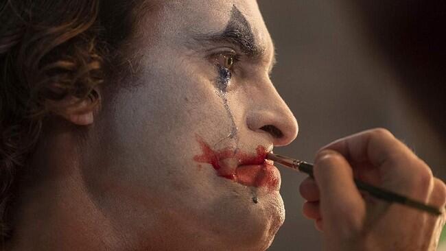 Nilai 10 untuk 'Joker'