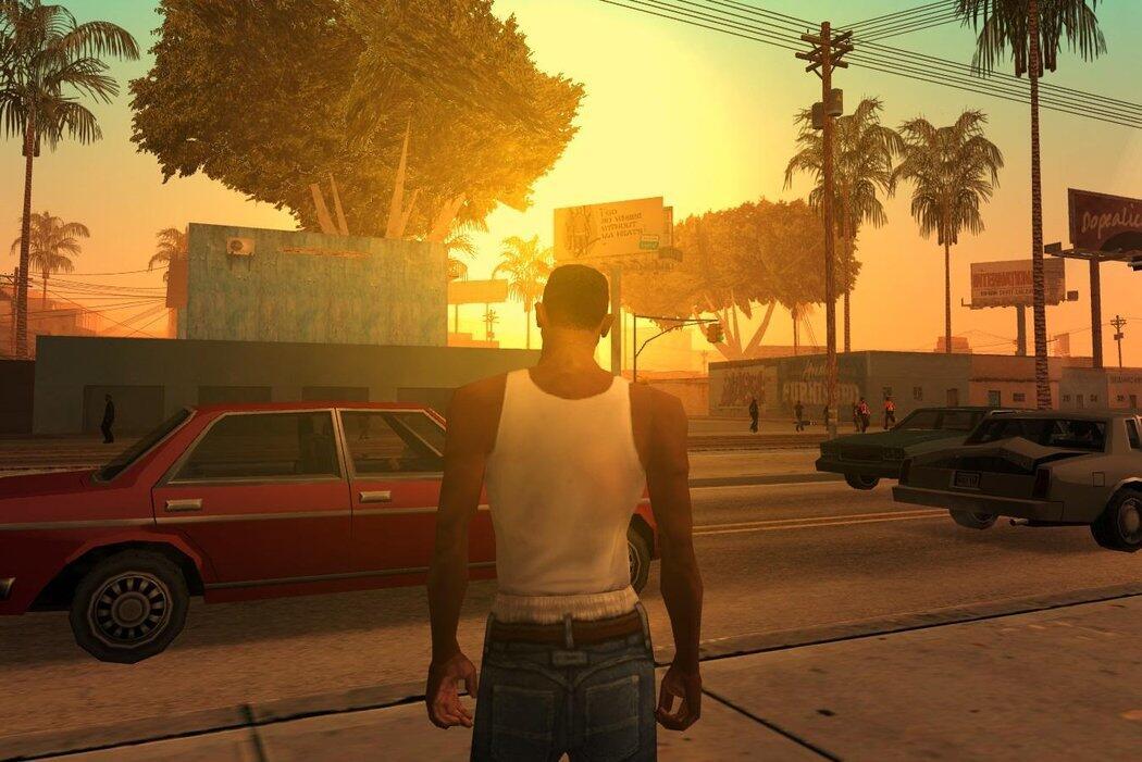 GTA: San Andreas Menyimpan Cheat Rahasia