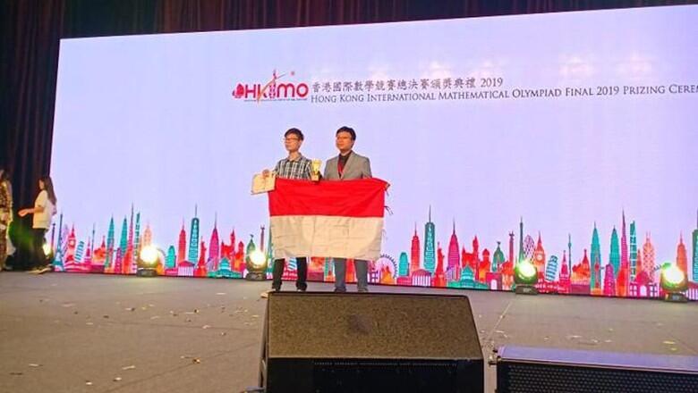 Keren! Siswa Indonesia Raih 124 Medali di Olimpiade Matematika Hong Kong 2019