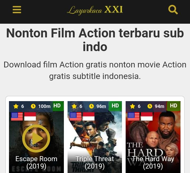 Indoxxi layarkaca21 dan situs Download Film Ganool movie