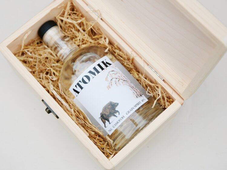 Berani Coba Vodka dengan Bahan Paling Berbahaya di Dunia? Sekali minum jadi Hulk