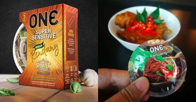 Ketika Kondom Mempunyai Rasa Kearifan Lokal Menggunakan Varian Aroma Khas Rendang