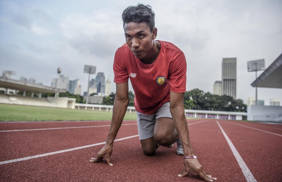 Jangan Diganggu! Zohri Sedang Fokus Untuk Kejuaraan di Qatar