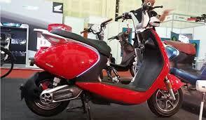 United Bike Bikin Sepeda Motor Listrik, Sudah Punya 6 Model