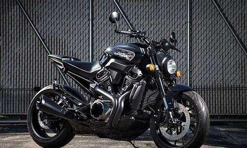 Harley Davidson Streetfighter 975 Rancangan Desainer India
