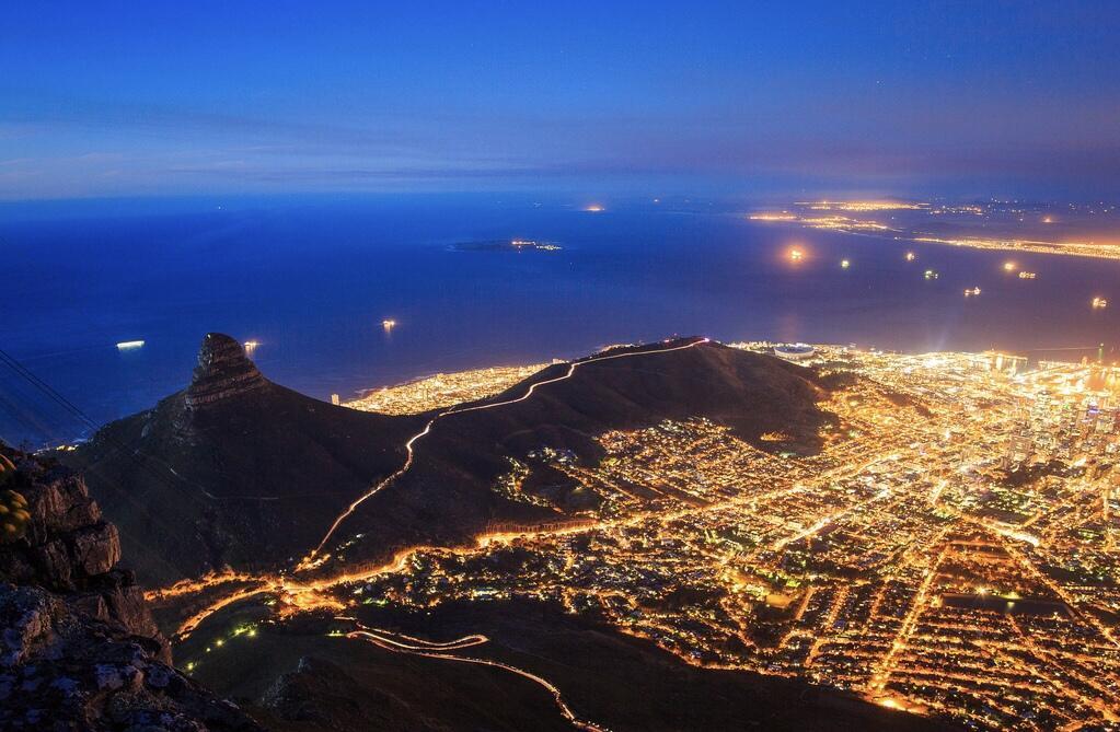 8 Potret Keindahan Yang Ada Di Afrika Selatan