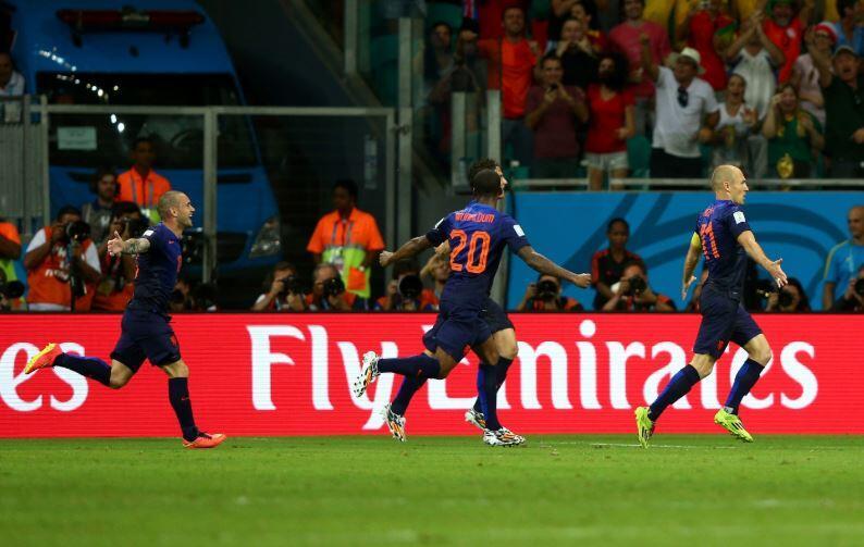 5 Catatan Penting dari Laga Jerman vs Belanda 2-4