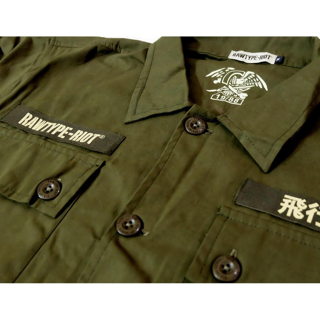 Rawtype Riot, Brand Lokal Garang (Nggak Cuma) Buat Anak Motor