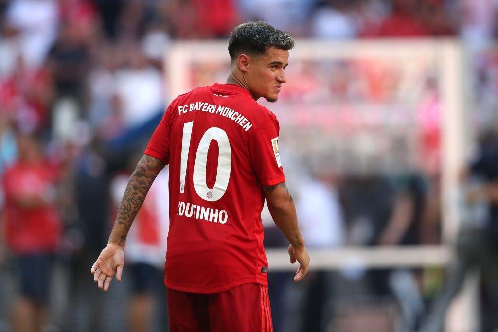 "Coutinho, little magician yang kehilangan ""magic""nya di Barcelona"