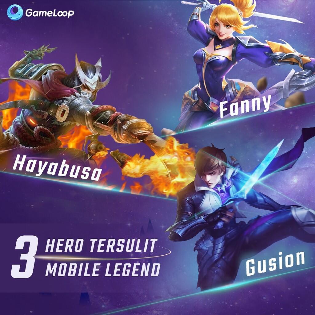 Ingin Tau Hero Tersulit Mobile Legends