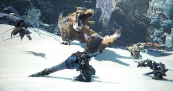 Rajang Comeback Di Monster Hunter World: Iceborne