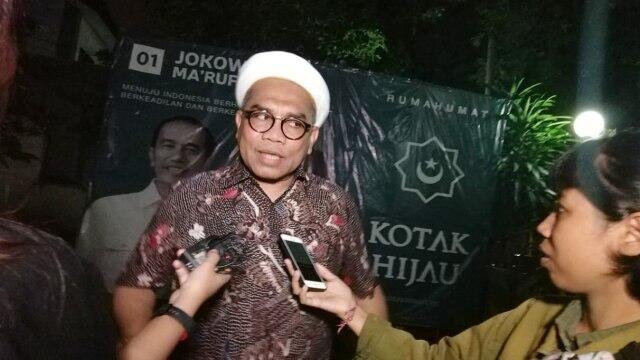 Istana: Jokowi dan DPR Tak Pernah Bahas Revisi UU KPK