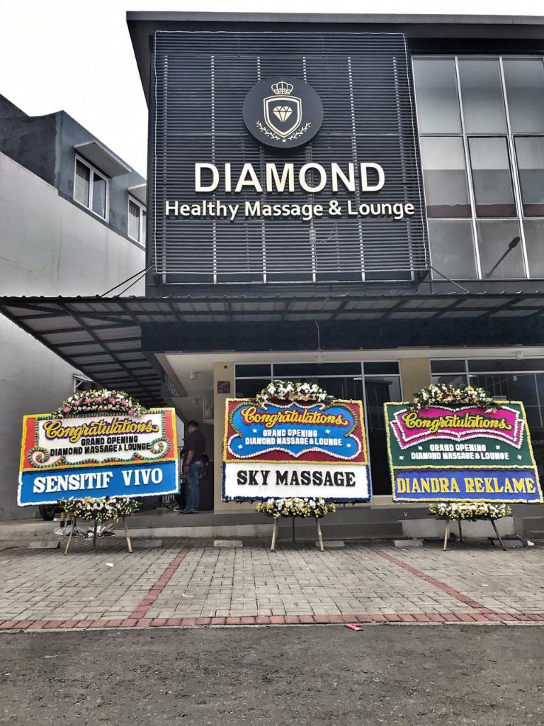 Diamond healthy massage & lounge Cibubur