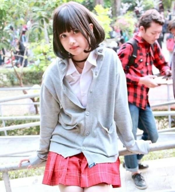 Berwajah Cantik dan Imut, Gadis Ini Kembali Viral, Netizen Penasaran Umurnya
