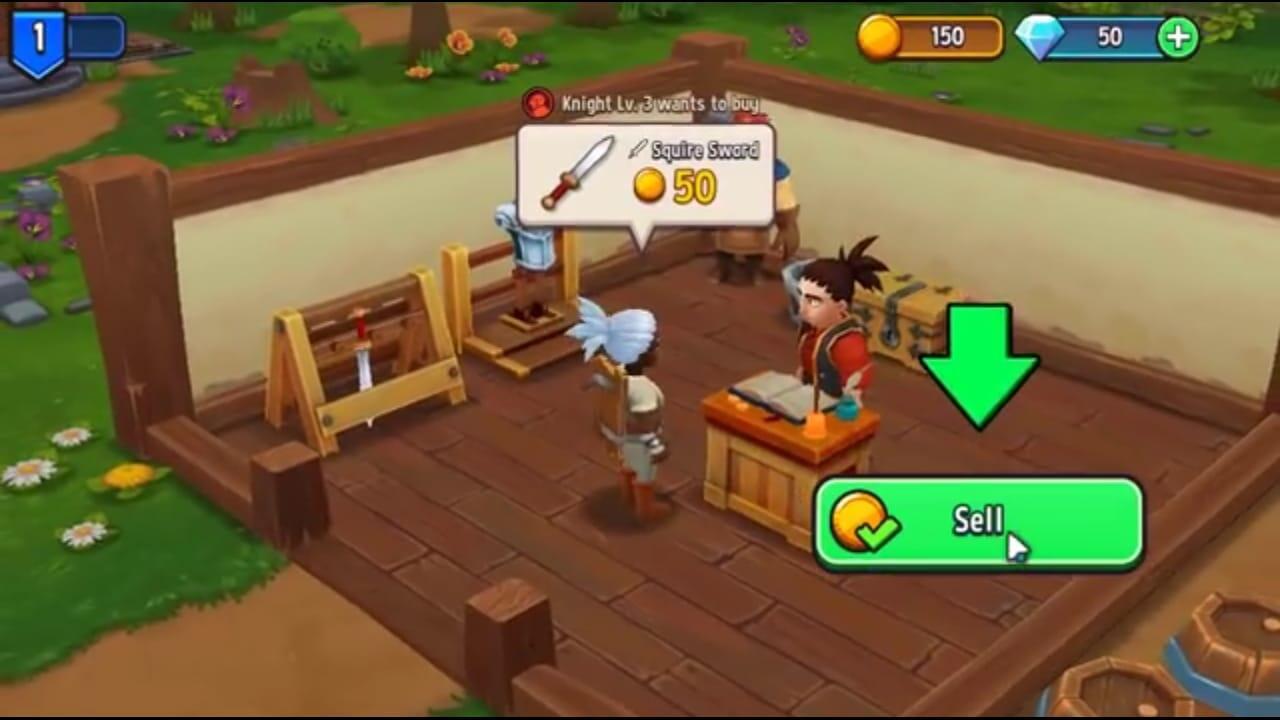 Jadilah Taipan & Kalahkan Jack Ma Dalam Game Shop Titan: Design & Trade!