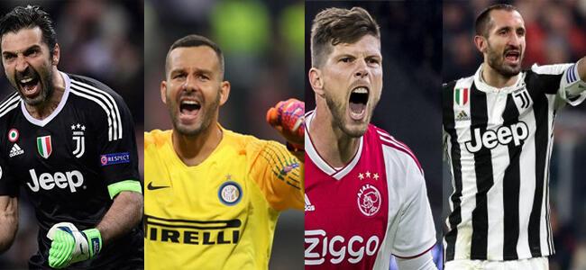 5 Pemain Veteran yang masih eksis di Champions League 2019/20