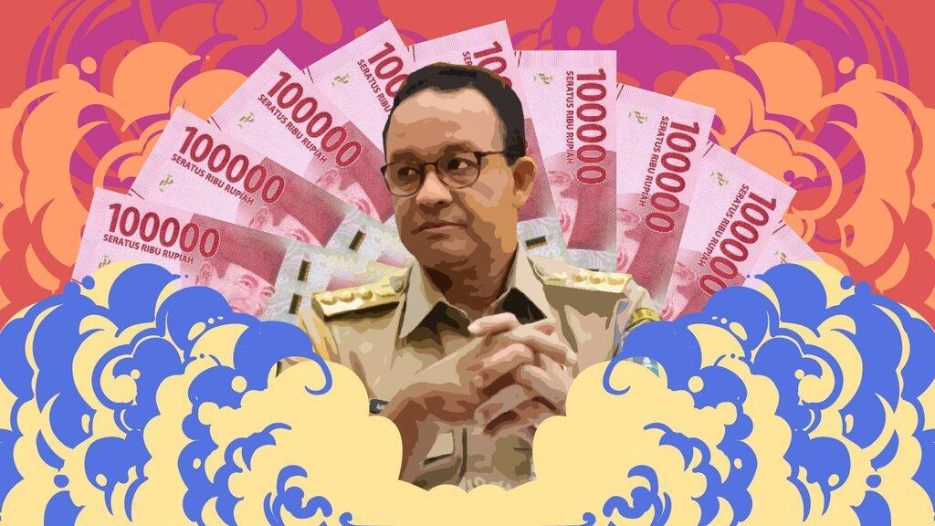Telan Biaya 18,9 Miliar, Eks PA 212 Minta Anies Baswedan Bubarkan TGUPP
