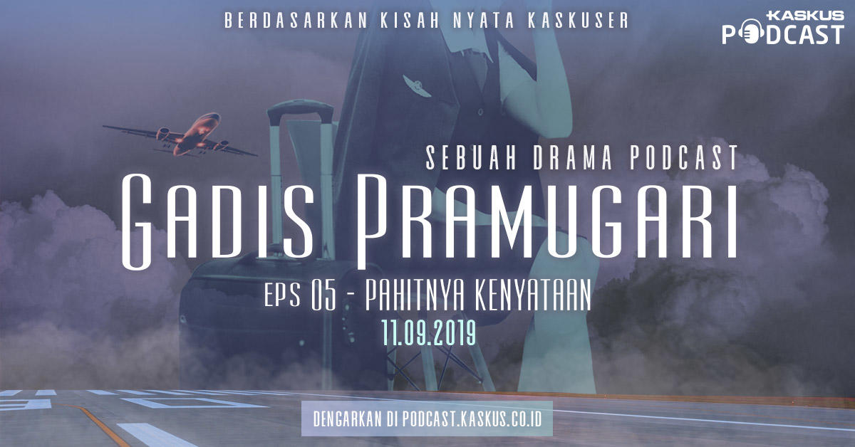 """Gadis Pramugari Episode 5 """"Pahitnya Kenyataan"""" Hari Ini Mengudara"""