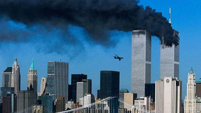 Kronologis Serangan 9/11 Runtuhnya Menara Kembar