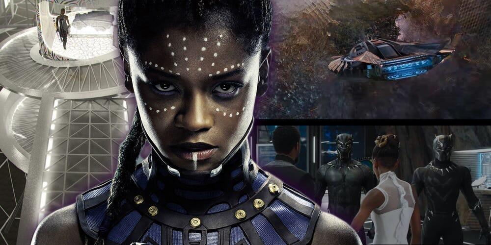 """Kisah Shuri dari """"Black Panther"""" Akan Diangkat dalam Novel Tersendiri"""