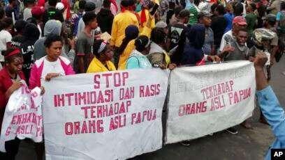 Stop Rasisme Papua