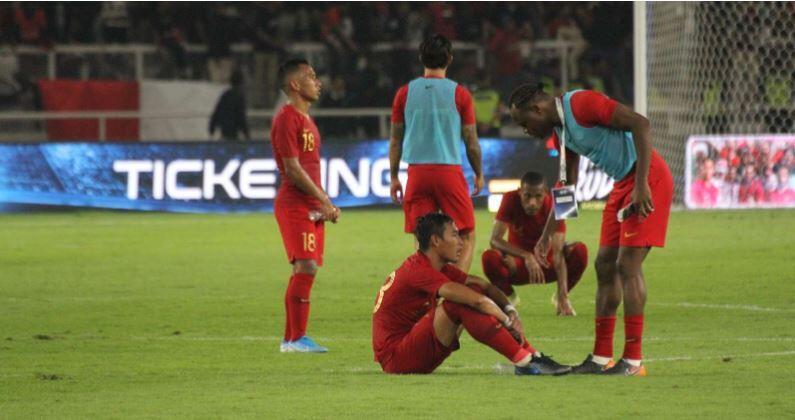 Warning! Indonesia Jadi Wakil Asia Tenggara Terburuk di Kualifikasi Piala Dunia