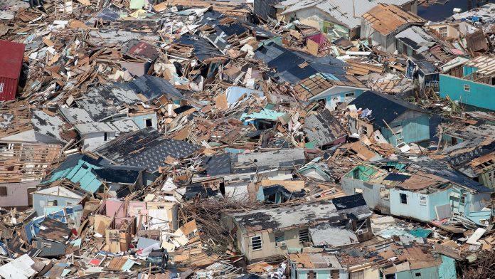 Jumlah Korban Tewas Badai Dorian Bahama Sudah 50 Orang
