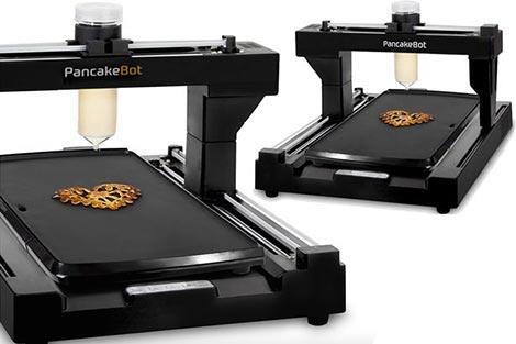 Wow, Printer Ini Bisa Mencetak Kue Langsung Dari File Komputer (Peluang Baru, Nih)