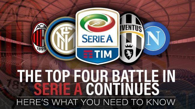 Benarkah RCTI Bakal Siarkan Liga Italia Sejak Pekan Ke-4 Musim Ini?
