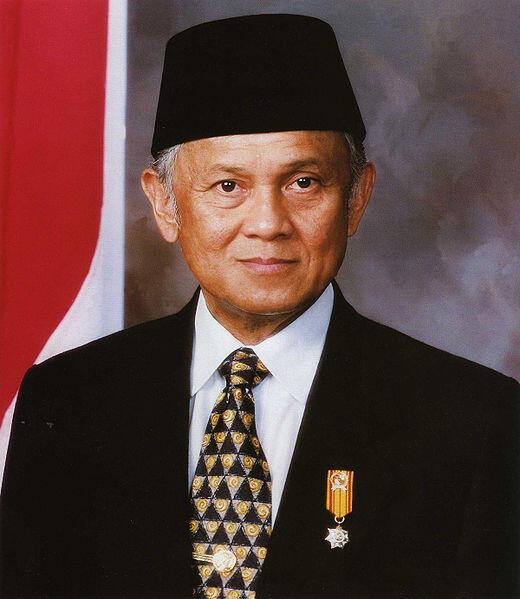 Pak Habibie dan Pelajar Era 90an