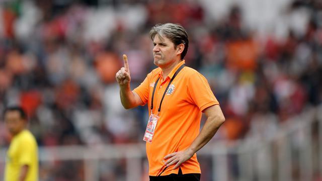 Kesempatan Terakhir Julio Banuelos Bersama Persija di Liga 1