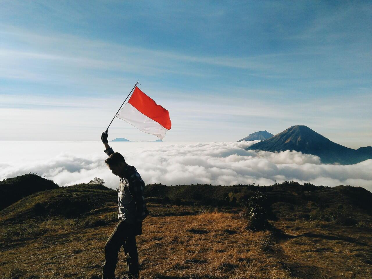 Pendakian Gunung Prau via Igirmranak, rekomendasi jalur sepi.