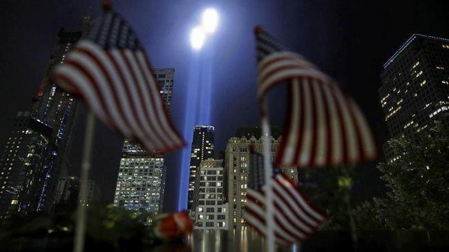 AS Bakal Rilis Nama Pejabat Saudi Terkait Pelaku Tragedi 9/11