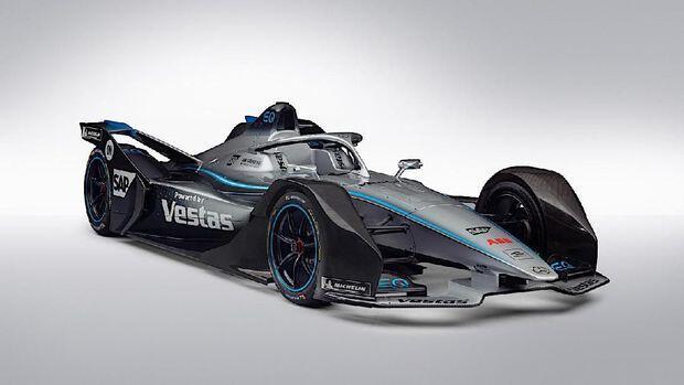 EQ Silver Arrow, Mobil Listrik Teranyar Milik Mercedes-Benz