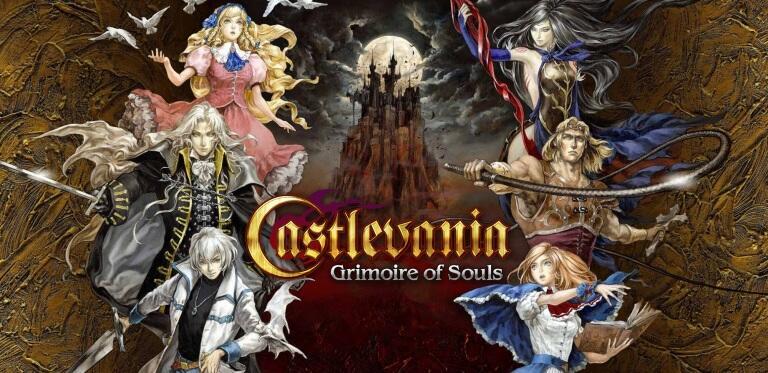 Castlevania Grimoire of Souls Hadir Eksklusif Untuk Mobile