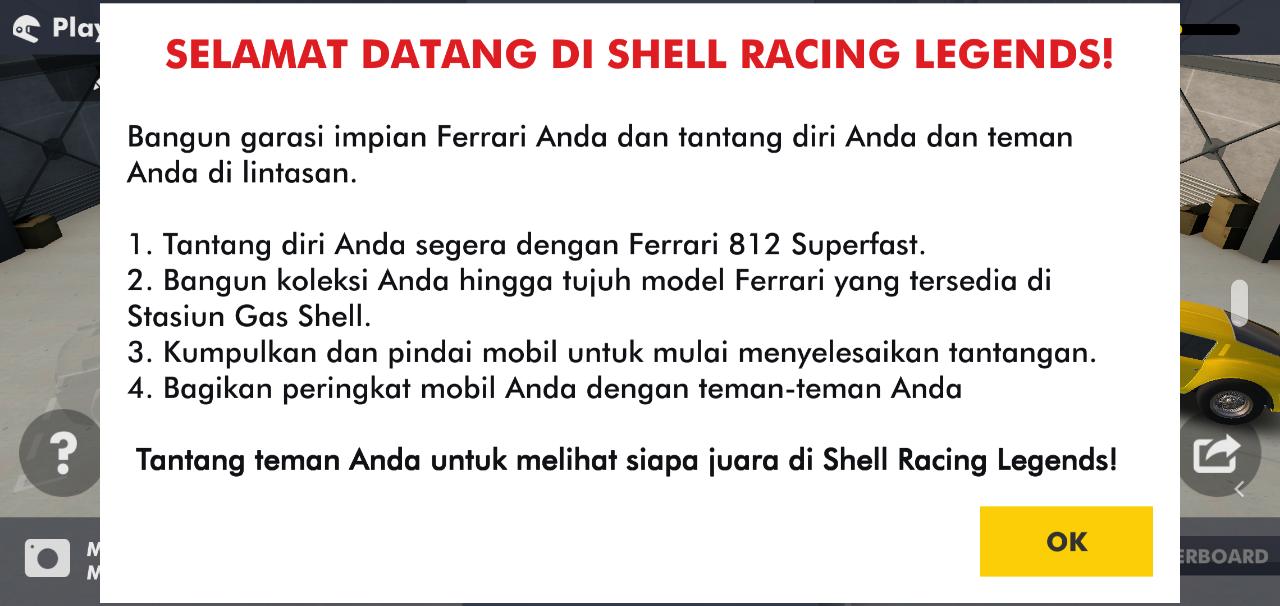 Shell Racing Legends Game, Rekomendasi Mobile Game 2019