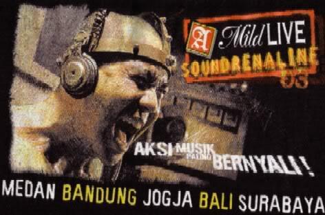 Mengulas Festival Soundrenaline Konser Musik Terbesar di Indonesia, Seru Gan!