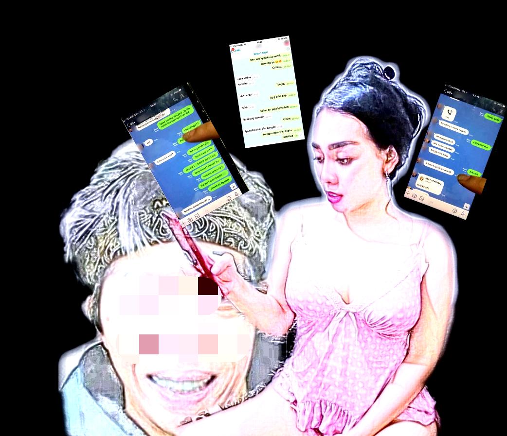 "Penipuan dan Chat Mesum, AH ""Youtuber Kondang_an"" Dilaporkan DJ BabyFey"
