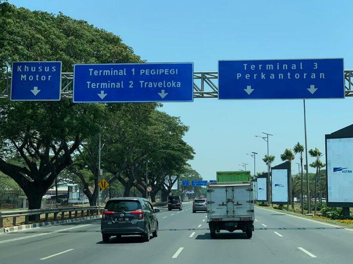 Traveloka bantah ganti nama Terminal 2 Bandara Soetta