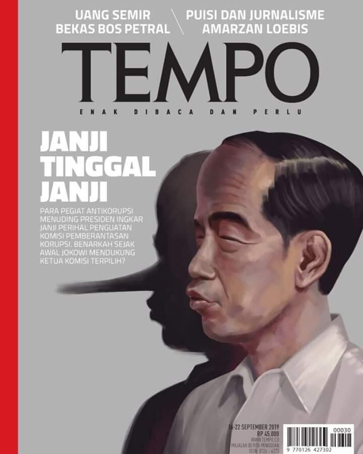 Sekjen PDIP Marah Pribadi Jokowi Diserang Gara-gara Revisi UU KPK