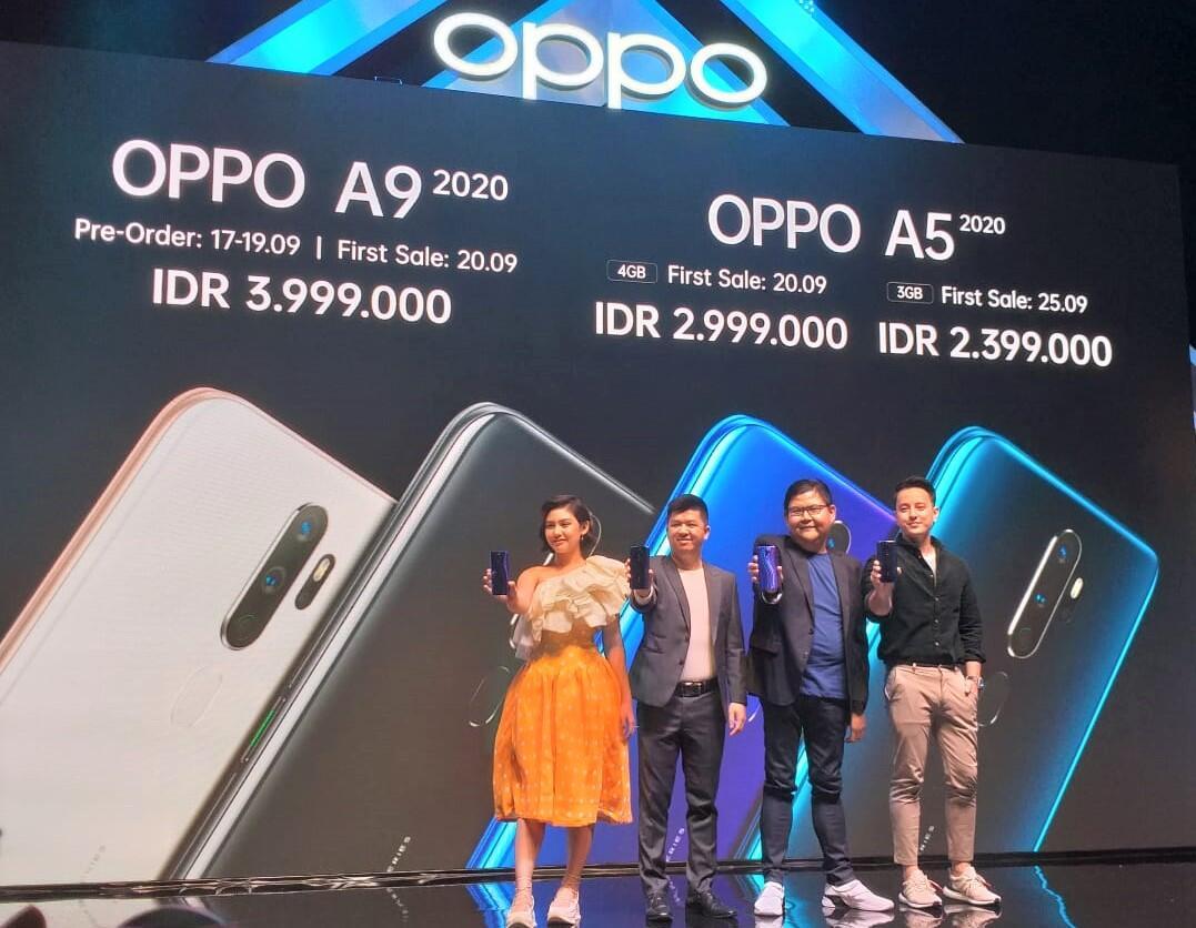 Booming OPPO A9 2020, Ternyata Harganya 3 Jutaan Loh!