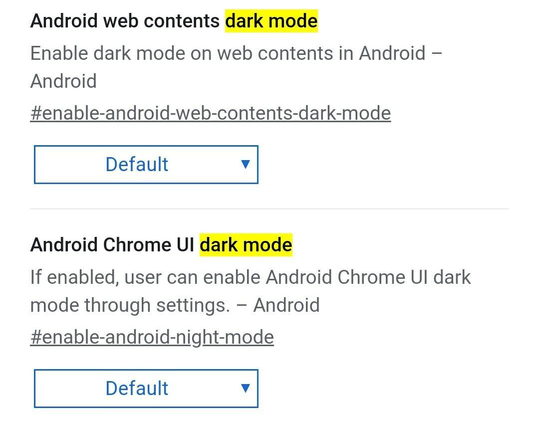 Cara Blokir Iklan Pada Aplikasi Android Dan Aktifkan Fitur Dark Mode Aplikasi Chrome