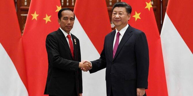 Pemerintah Cina Meminta Dua Pulau ke Presiden Jokowi untuk Membayar Utang Negara?