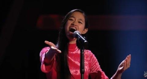 Claudia Gadis Asal Cirebon Mengguncang Panggung The Voice Of Jerman, Salut!