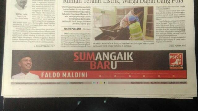 Wasekjen PAN Faldo Maldini Pindah Partai? PSI: Seperti Itulah Kira-kira