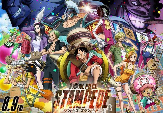 [Review] One Piece Movie: Stampede, Menggelegar Seperti Judulnya